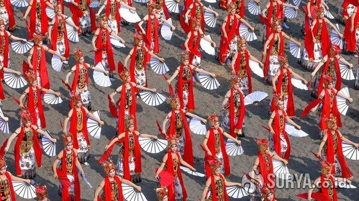 Banyuwangi Festival 2020 Terdapat 123 Atraksi Wisata, Bupati Anas: Ada 30 Lebih Event Baru