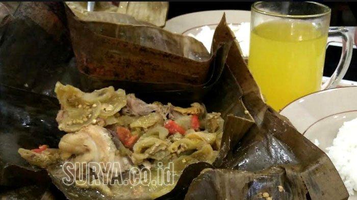 Garang Asem, Kuliner asal Purwodadi Jateng, kini Ngetren di Kudus