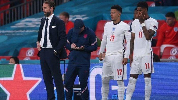 Langkah Gareth Southgate Usai Inggris Gagal Juara EURO 2020