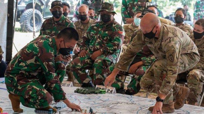 Kronologi Serangan Taktis TNI AD-US Army dalam Garuda Shield, Letjen TNI AM Putranto Tinjau Langsung