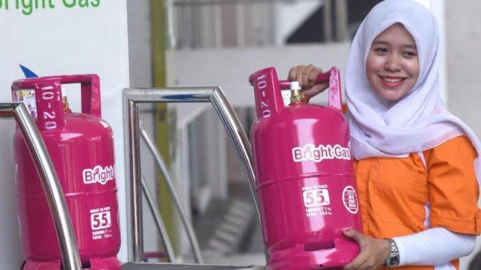 Lewat Program Pinky Movement, Pertamina Perluas Distribusi Bright Gas, Pastikan LPG Tepat Sasaran