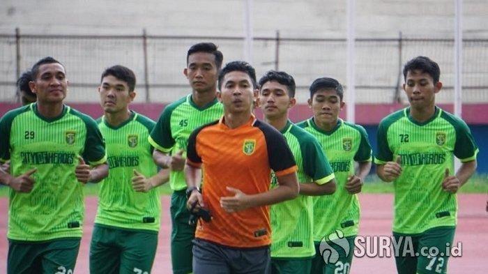 Tunggu Jadwal Puasa 1 Ramadhan 2020 dari Pemerintah, Pemain Persebaya Surabaya Latihan Online Lagi