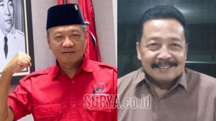 Gatut Sunu dan Bambang AS Ditunjuk DPP PDI Perjuangan Menjadi Bakal Cawabup Tulungagung