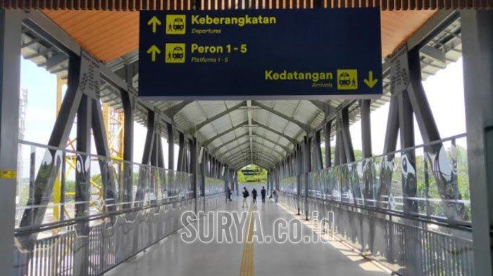 Stasiun Malang Baru Telah Beroperasi, Tampung Kapasitas Penumpang Hingga 2.450 Orang