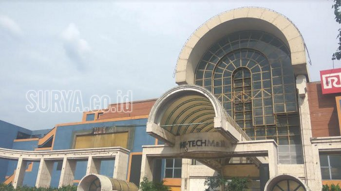 Pedagang Mengaku Kecewa Terkait Alih Fungsi Hi Tech Mall Jadi Gedung Kesenian Ini Alasannya Surya
