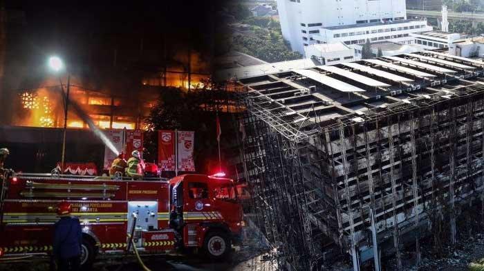 Fakta Terbaru Kebakaran Gedung Kejagung, Polisi Sebut Ada Pelaku, Bonyamin: Moga Bukan Sabotase