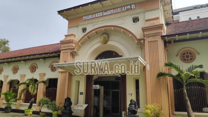 10 Hakim Senior Pengadilan Negeri Surabaya Dimutasi ke Sejumlah Daerah di Indonesia