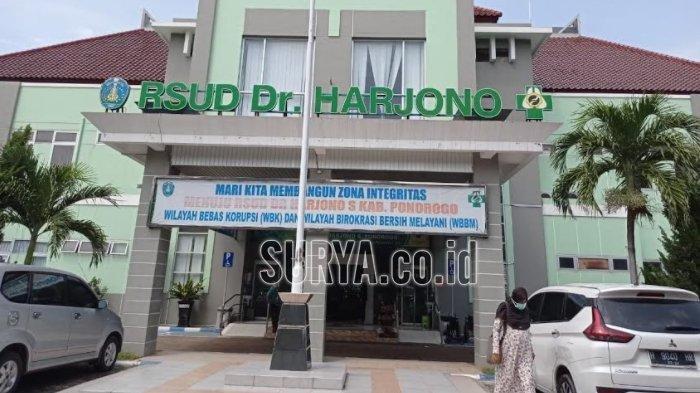 RSUD Dr Harjono Kabupaten Ponorogo akan Tambah Kapasitas Tempat Tidur Pasien Covid-19
