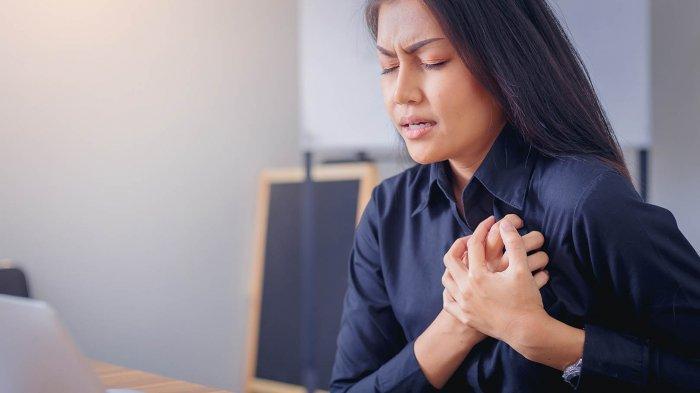 Lifepack: 7 Gejala Penyakit Jantung pada Wanita, Dada Terasa Tak Nyaman sampai Nyeri Punggung