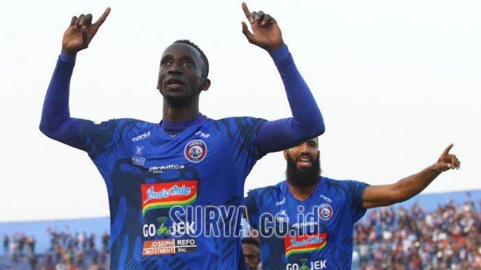 Hadapi Persebaya Surabaya di 'Bulan Keramat', Arema FC akan Pakai Jersey Baru