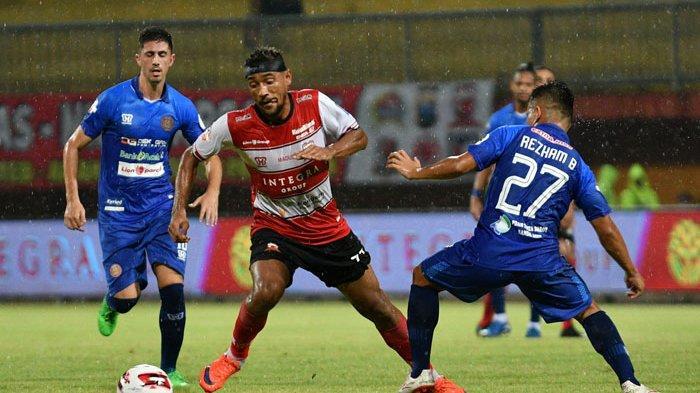 Alasan Madura United Minta  PT LIB Kucurkan Dana Lebih Rp 800 Juta Sebulan Selama Liga 1 2020