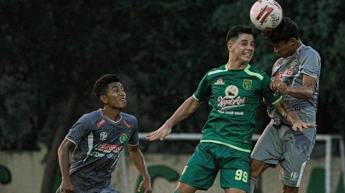 Persebaya Surabaya Tutup Rapat Rencana Lawan Persela Lamongan Sebelum Liga 1 2021