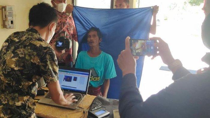 Awalnya Tak Berdaya Saat Disuapi Kapolres Bangkalan, Pria Mbeling Ini Malah Terjaring Razia Gepeng