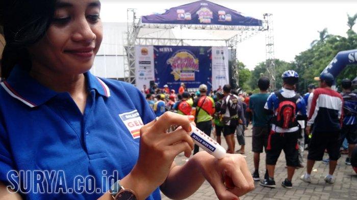 Geliga Tawarkan Promosi Menarik saat Acara Pahlawan Fun Bike 2018 Bersama Harian Surya