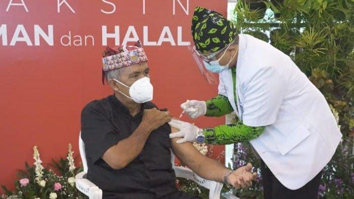 Ini Harapan Para Tokoh Agama di Kabupaten Banyuwangi Usai Vaksinasi Covid-19