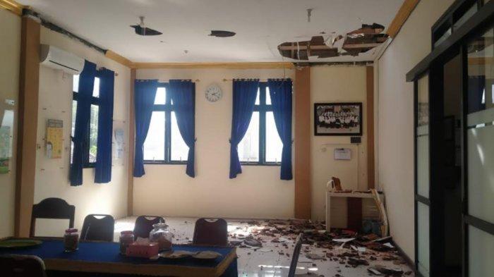 Gempa Susulan Terjadi, Warga Tirtoyudo Malang Sempat Panik, BMKG Catat Ada 7 Gempa