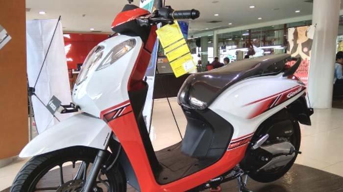 Honda Genio, Skutik Pertama Pakai Teknologi Terbaru eSAF, begini Keunggulannya