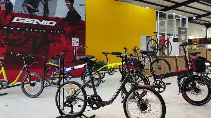 Genio Rilis Tiga Sepeda Jalan Raya Harga Ekonomis dengan Spesifikasi Baru