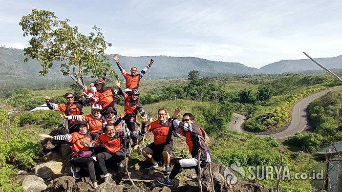 Sehari Bersama SURYA.CO.ID Jelajahi Indahnya Geopark Ijen di Bondowoso