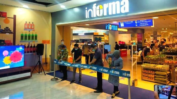 Tren Belanja Furniture dan Interior Rumah Meningkat, Informa Buka Gerai Kedua di Sidoarjo
