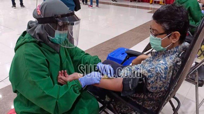Gerakan Bulan Donor Plasma Konvalesen di Kota Surabaya Mulai Digelar