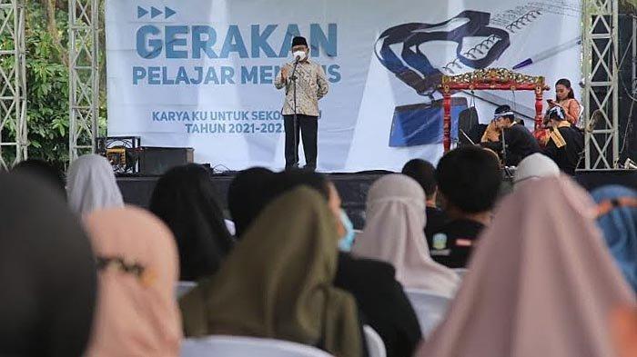 Himpunan OSIS Banyuwangi Gagas Gerakan Pelajar Menulis