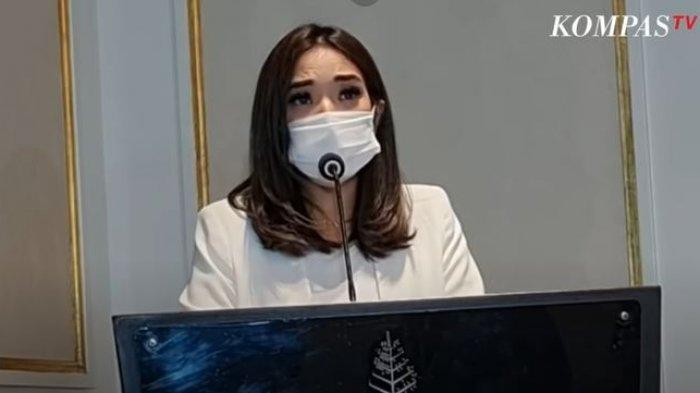 Gisella Anastasia ( Gisel) ungkap ketakutannya di masa depan akibat kasus video syur dengan Michael Yukinobu de Fretes (MYD).