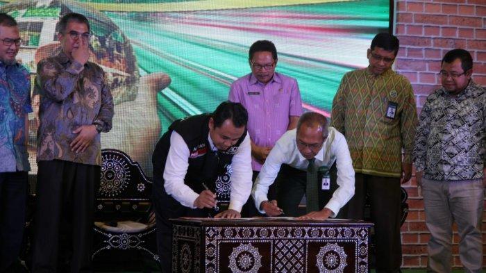 Global Wakaf Resmikan Program Wakaf Unggulan - Sektor Pangan Sudah Menjangkau 79 Wilayah Indonesia