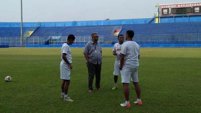 Permintaan dan Harapan Tim Pelatih Arema FC Setelah Jadwal Liga 1 2020 Keluar