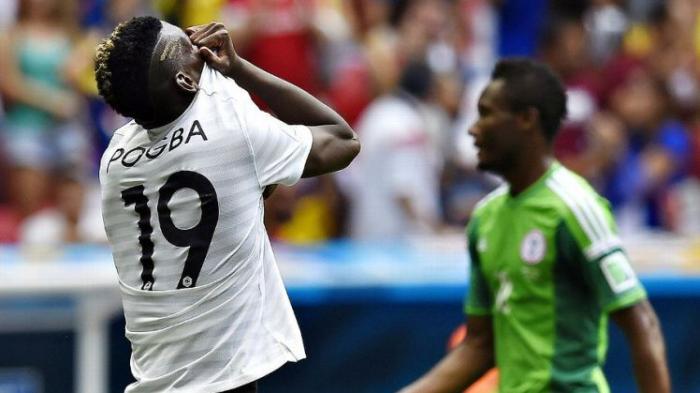 Choirul Huda Meninggal Dunia - Pemain Manchester United Paul Pogba Turut Ucapkan Belasungkawa