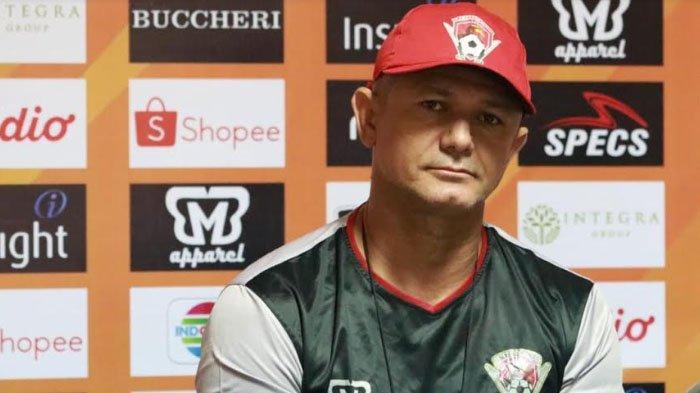 Pelatih Kalteng Putra Sebut Madura United Sudah Banyak Berubah Sejak Ditinggalkannya