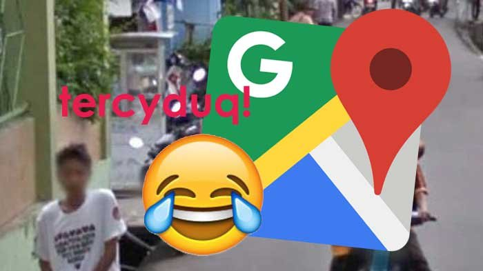 Perhatikan Baik-baik, Pria ini Sedang Apa saat Tertangkap Kamera Google! Bikin Warganet Ngakak