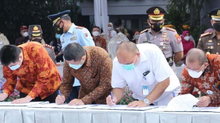 Grab Gandeng Pemkot Surabaya untuk Kembangkan Ekonomi Digital, Fokus pada Dua Hal ini