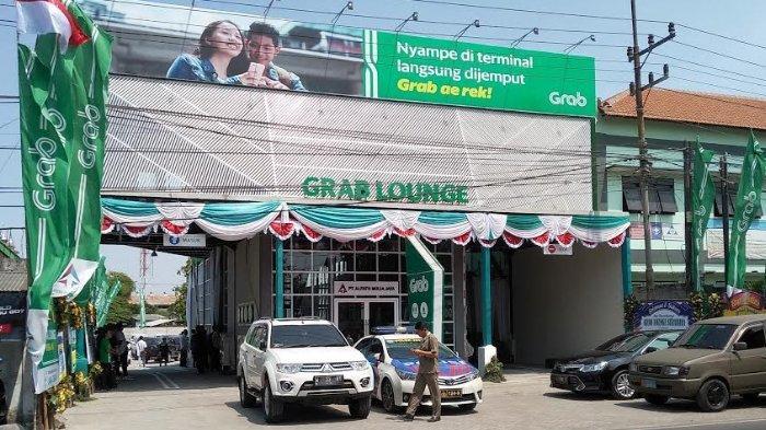 Grab Indonesia Bangun Grab Lounge di Terminal Purabaya Untuk Mengurai Kesemrawutan