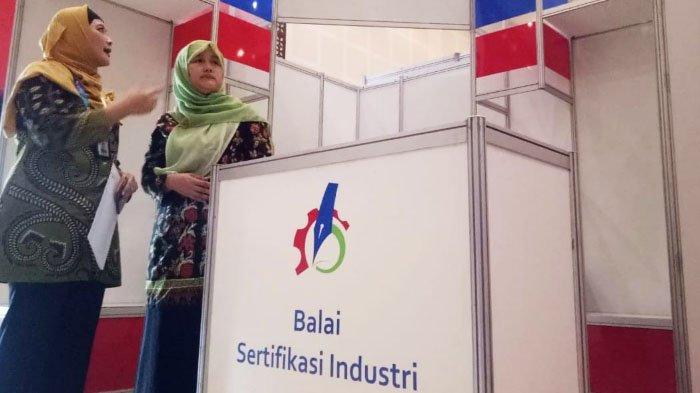 Ada Klinik SNI saat Bulan Mutu Nasional di Grand City Surabaya, Dipamerkan pula Produk Berkualitas