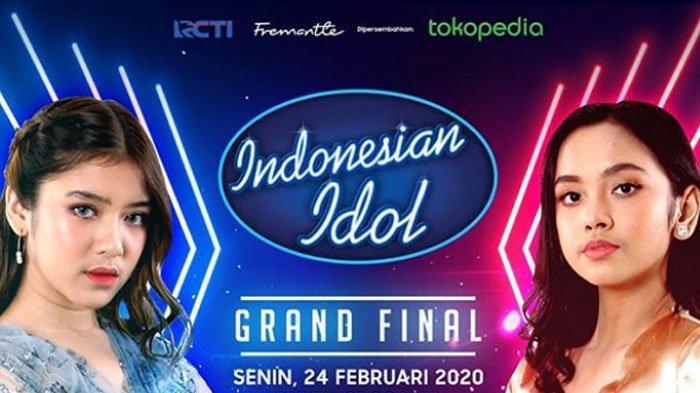 Grand Final Indonesian Idol: Lyodra & Tiara Nyanyikan 2 Lagu Ini, Simak Video Penyanyi Aslinya