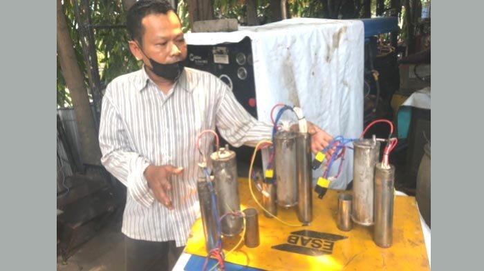 Generator Hidrogen plus Karya Warga Gresik Mampu Hemat BBM Setara Mobil Baru, Diminati Malaysia