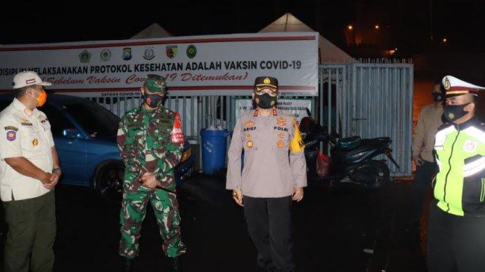 Tahun Baru di Gresik Sepi, Polisi Tak Perlu Terapkan Jam Malam