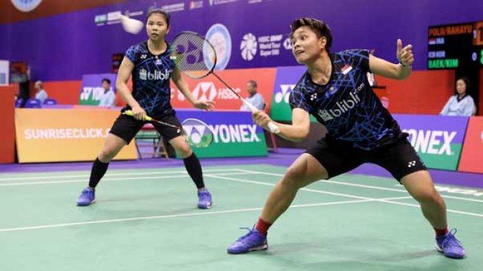 Hasil Hong Kong Open 2018 - Greysia/Apriyani Amankan Tiket Perempat Final Usai Kalahkan Wakil Korea