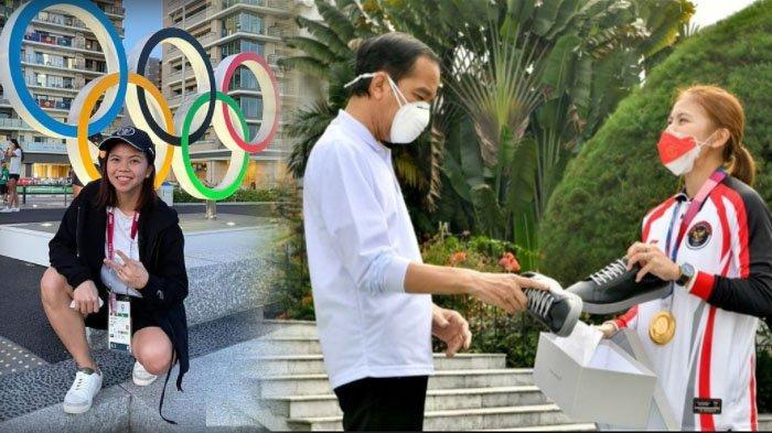 Merek Sepatu Greysia Polii yang Dijual ke Presiden Jokowi Dibuat di Malang, Pernah Jadi Give Away