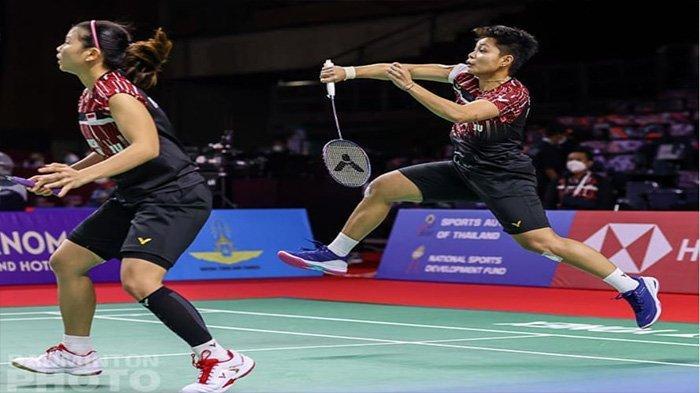 Link Live Streaming Semifinal Thailand Open 2021 Sabtu 23 Januari Pukul 11.00 WIB, Lengkap Jadwalnya