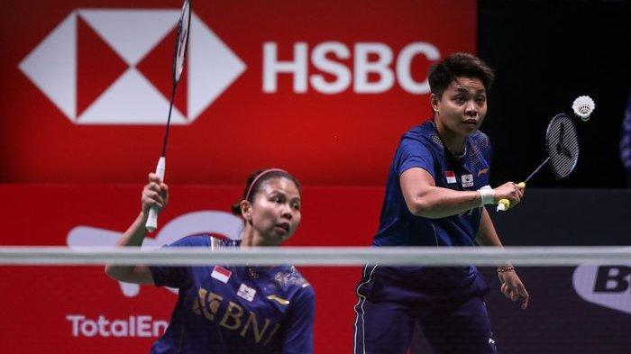 Link Live Streaming Uber Cup 2020: Indonesia vs Prancis Live TVRI 13.30 WIB, Greysia Polii Absen