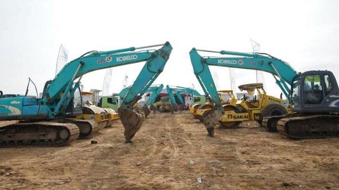 Pembebasan Lahan Selesai, Jalan Tol Kertosono-Kediri Ditarget Rampung Akhir Tahun 2022