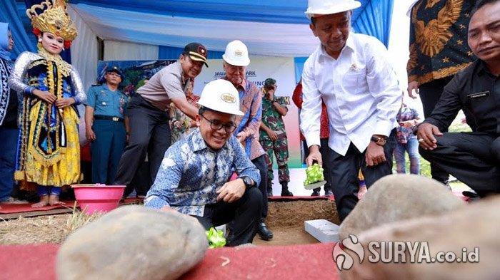 Tahun Ini Ada Jatimpark di Banyuwangi, Diperkirakan Selesai Mei 2020