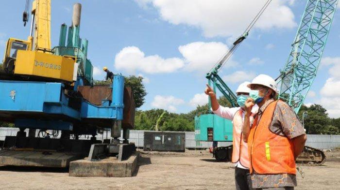 Ubaya Mulai Groundbreaking Pemancangan Test Pile Pembangunan RS Ubaya