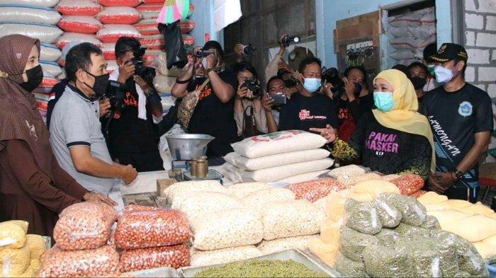 Agar Kelebihan Beras Lamongan Tak Hanya Diserap Bulog, Gubernur Juga Gandeng Baznas Jatim