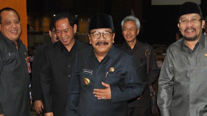Pakde Karwo Sebut Program Gubernur Baru Bisa Dimaksimalkan Melalui Perubahan RPJMD