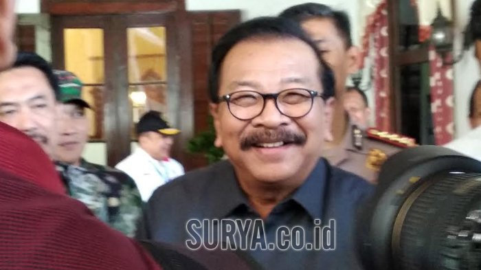 Pakde Karwo Letakkan Jabatan Gubernur Jatim Februari 2019