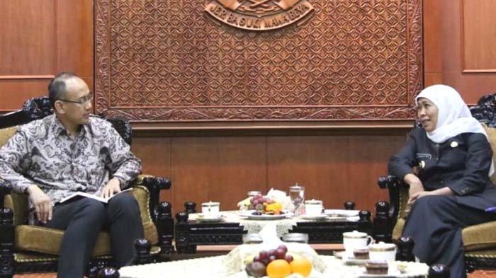 Gubernur Khofifah Dorong Perhiasan dan Furnitur AsalJatim Masuk Pasar Amerika Serikat
