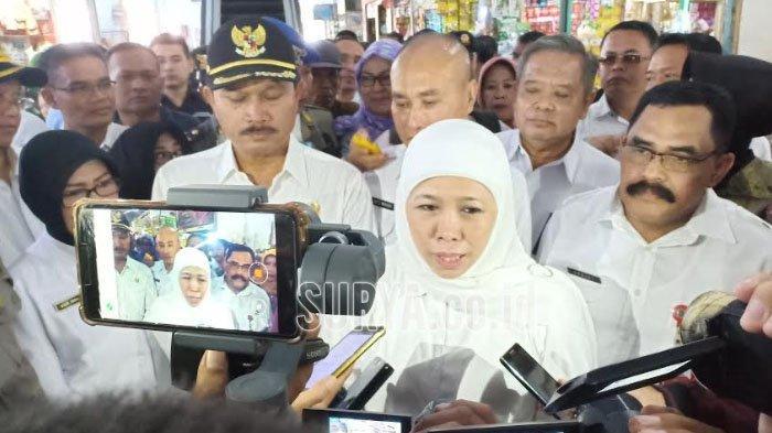 Khofifah Imbau Warga Jatim Hindari Lokasi Kerusuhan di Jakarta